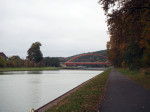 Langs het Dortmund-Ems-Kanal naar Bevergern