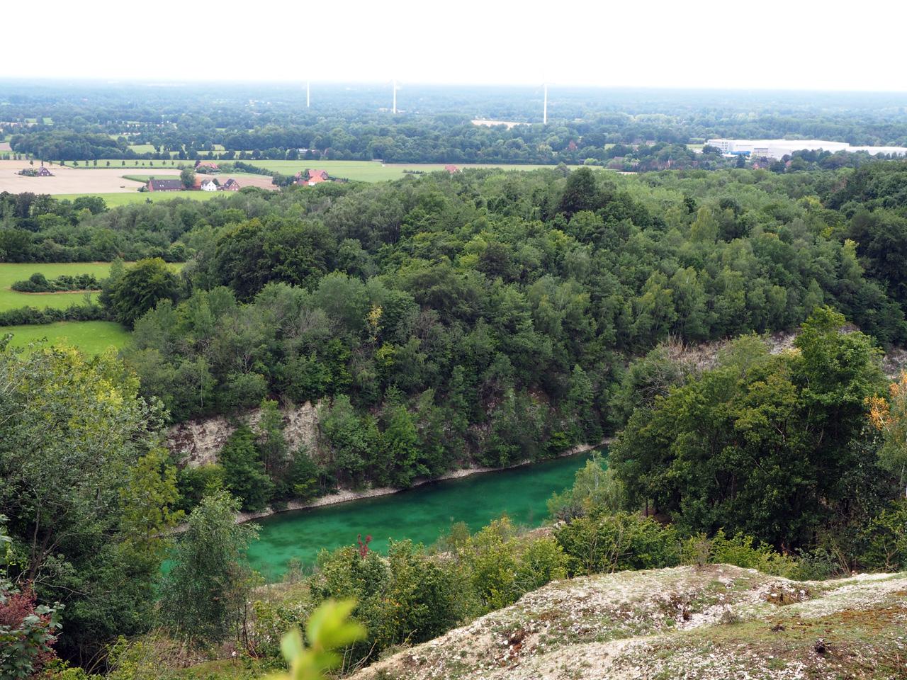 Canyon Blick en het Münsterland