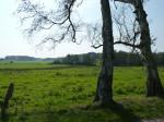 het Podagristenpad loopt door een prachtig natuurgebied