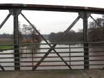 brug bij aansluiting Ems en Alte Ems