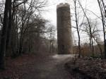 de Nonnenstein en Bismarckdenkmal
