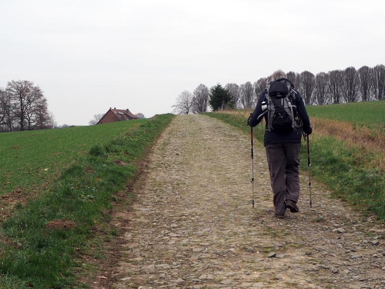 op weg naar Beutling