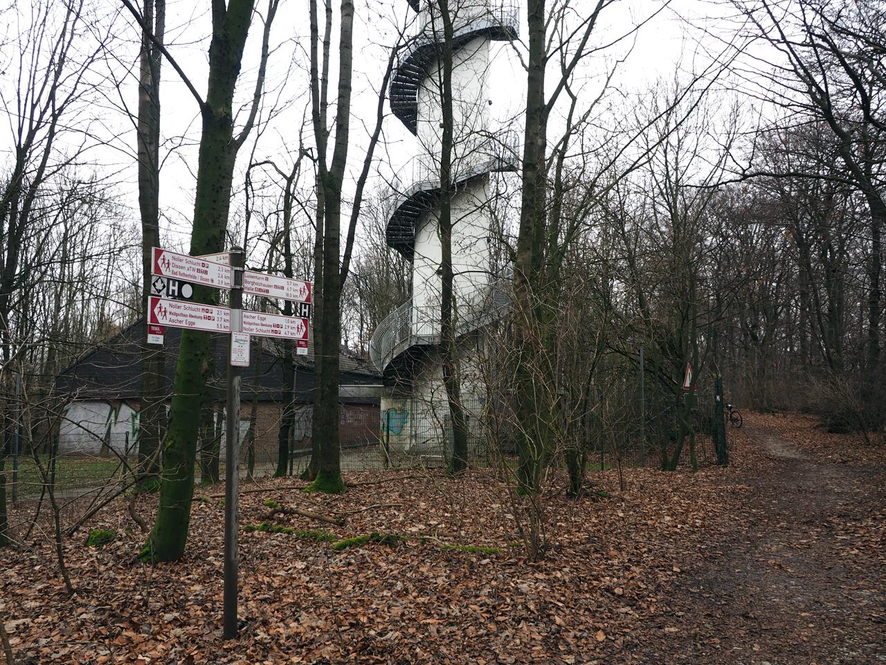 bij de Steinegge Turm