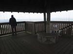uitzichttoren bovenop de Beutling