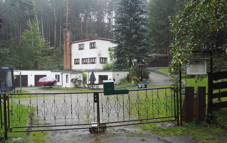 het Waldhaus bij Buschmühle