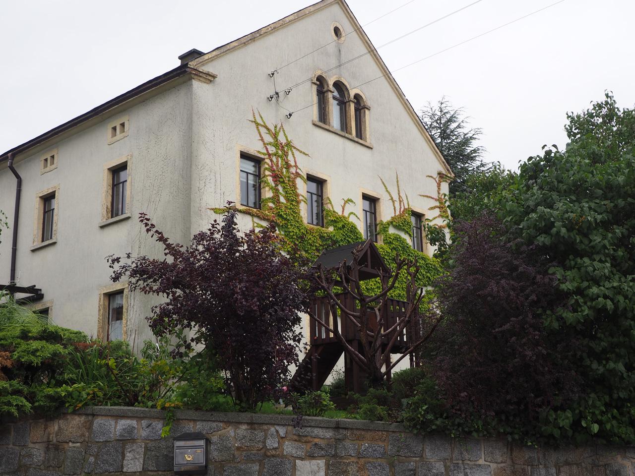 woningen en boerderijen in Lauterbach