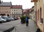 rond de Markt in het oude centrum