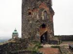 heerlijk rondkijken in Burg Stolpen