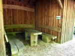 bij de Georgsplatz Hütte