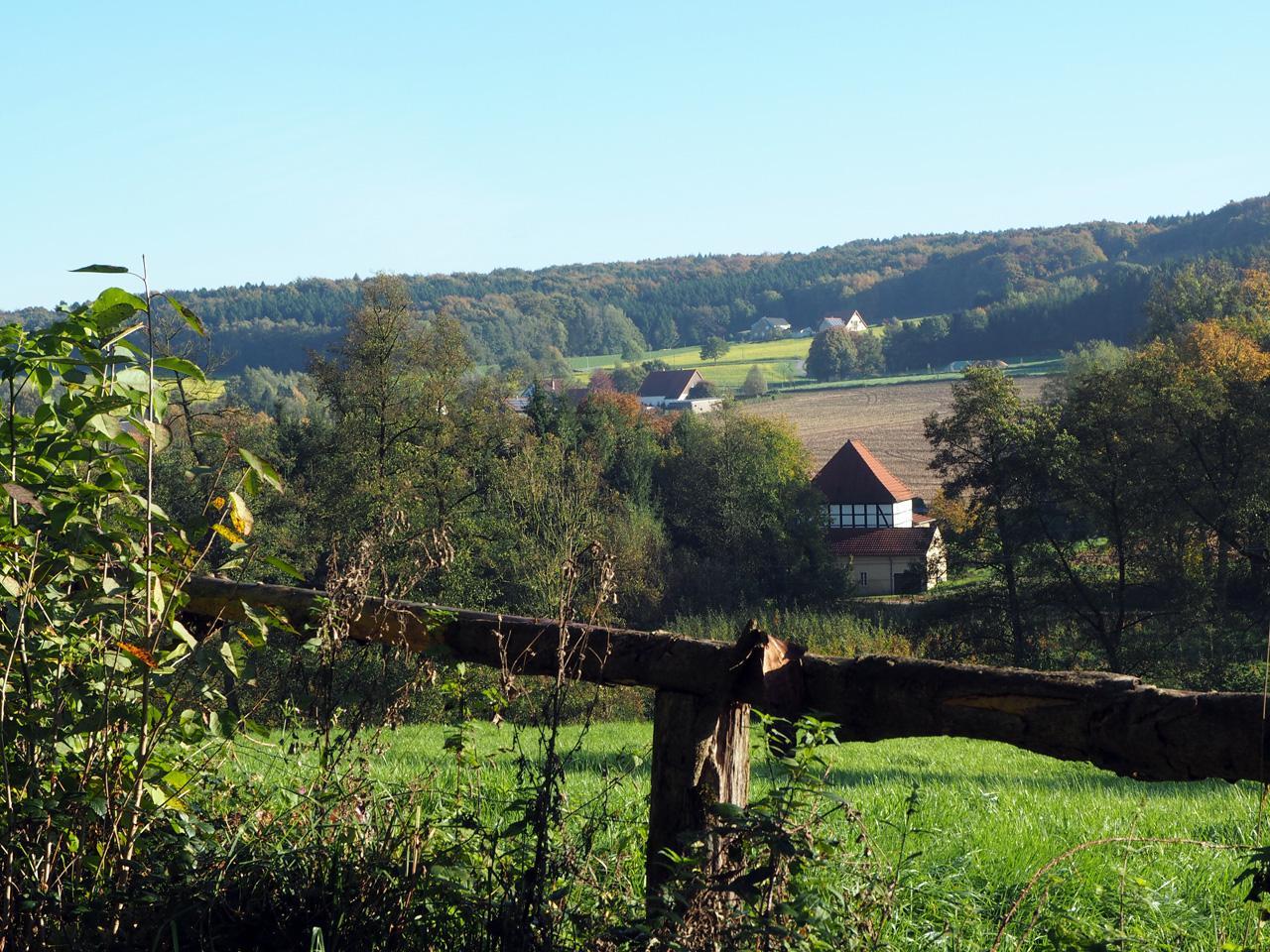 uitzicht op Barkhausen