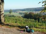 uitzichtpunt boven Barkhausen