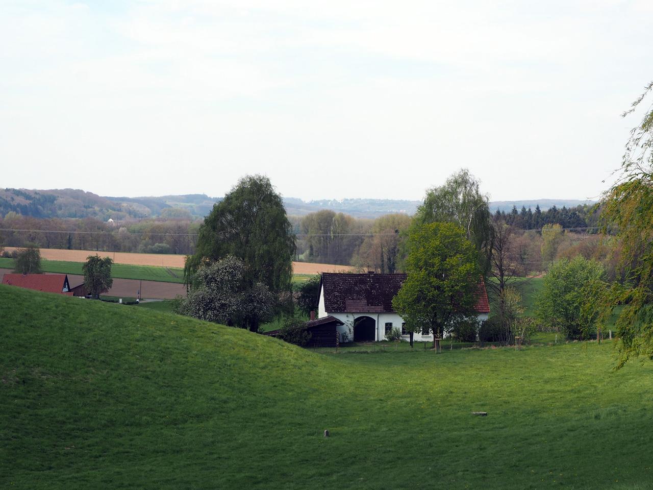 het dal bij Sudenfeld
