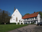 Kerkgebouw Leeden