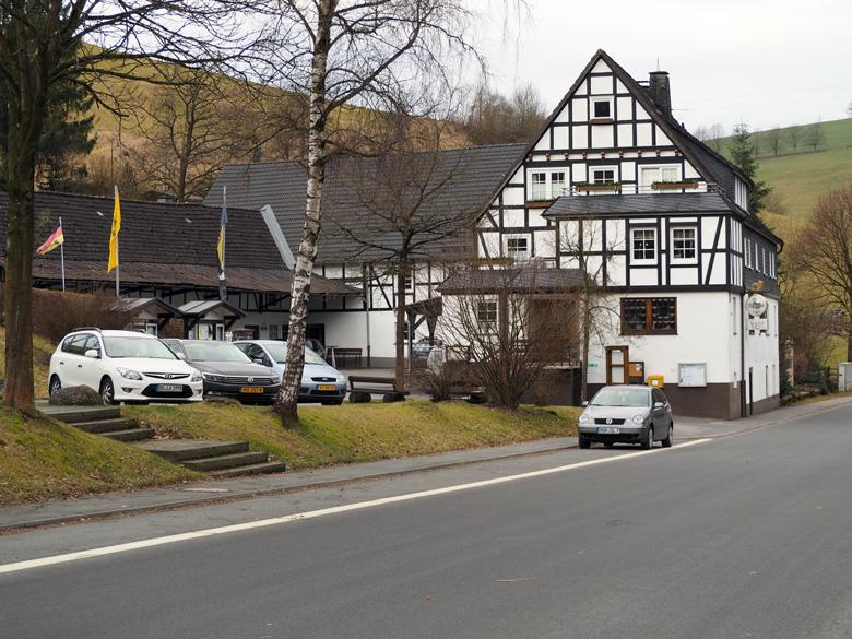 parkeerplaats Gasthof Zur Post