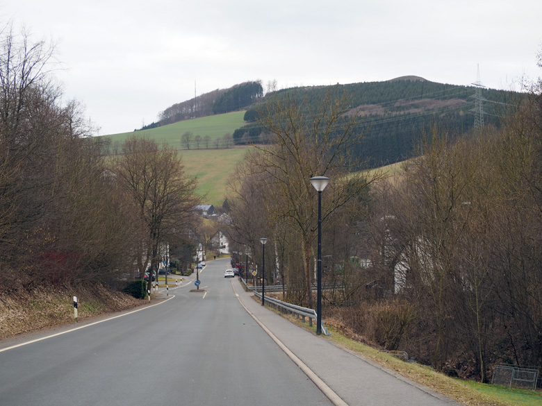 hoofdweg Am Rarbach