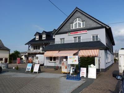 in Lingerhahn is alleen een kleine Dorfsladen te vinden