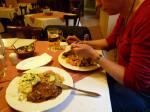 prima en voordelig eten in de Stube