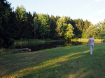 camping Paulfeld zwemvijver