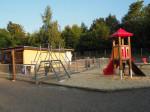 camping Paulfeld speeltuin en kinderboerderij