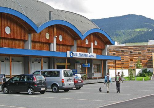 grondstation Millenium Express