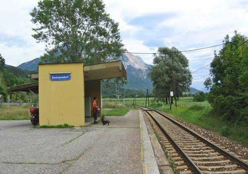 treinstation Emmersdorf