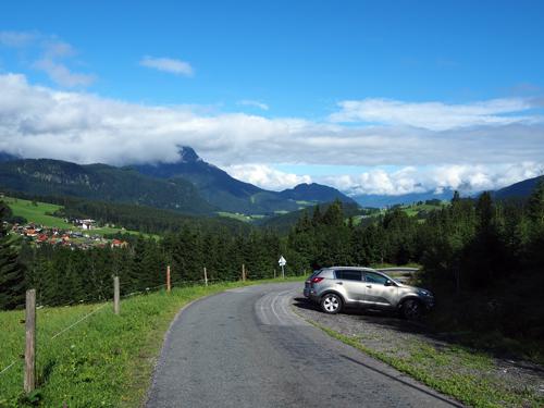 de eerste parkeerplaats Pommer