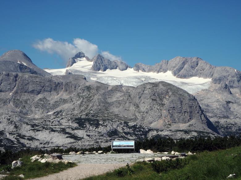 Hoher Dachstein en Hallstätter Gletscher