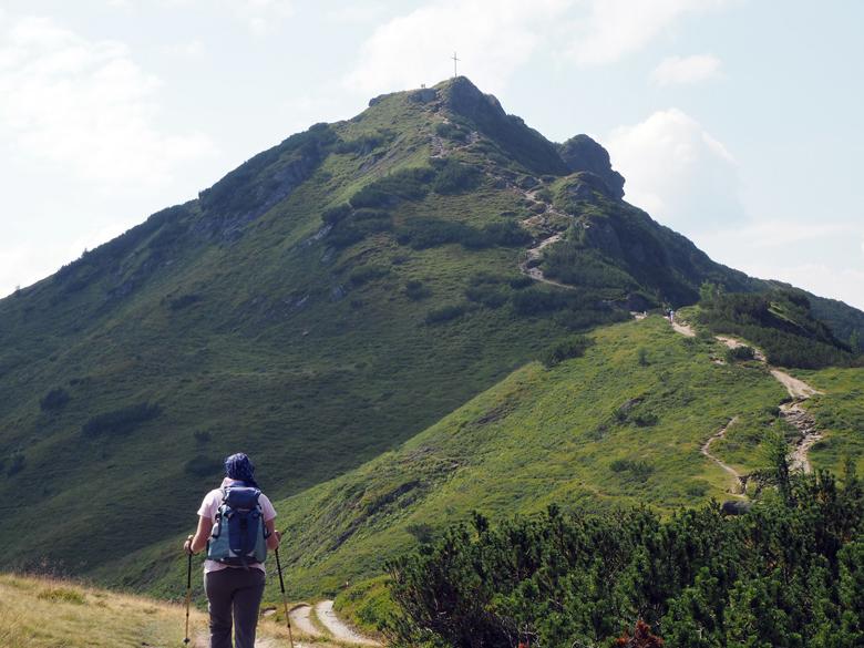 naar de top van de Griessenkareck