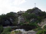 op de top van de Saukarkopf