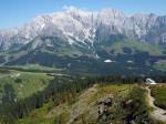 boven op de Schneeberg