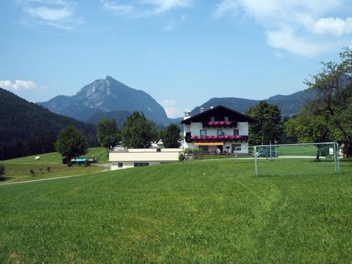 hoofdgebouw camping Oberwötzlhof