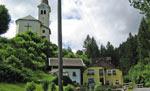 het dorpje Reisach
