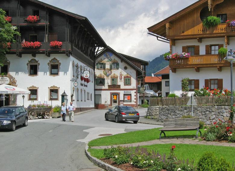 enkele indrukken van het dorpje Itter