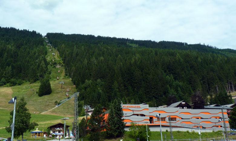 de Stubnerkogelbahn Bad Gastein