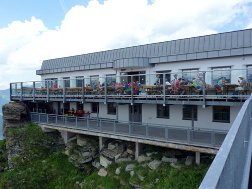 Gipfelrestaurant Stubnerkogel