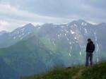 de top van de Schwarzwand