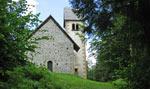 het St. Helena kerkje