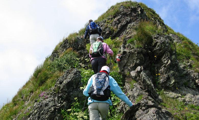 en weer komen we bij een bergtop