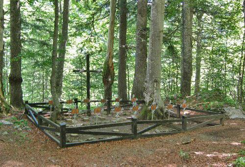 eerste Heldenfriedhof