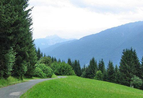 fraaie alpenweiden