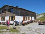 gastvrij ontvangt in de Blaserhütte
