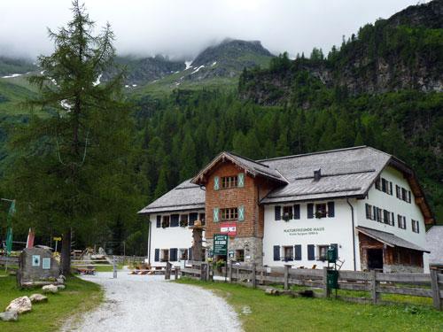 Naturfreundehaus Kolm Saigurn