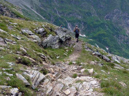 over de Tauerngold rundwanderweg