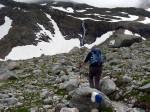 Gletscherschaupfad rond de Goldbergkees