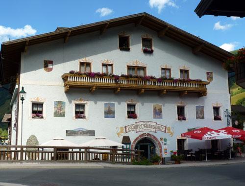 het Gasthof Andreiwirt