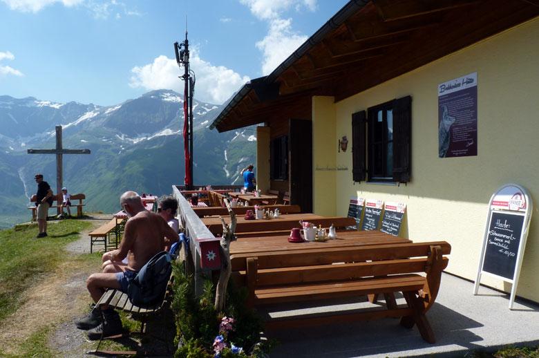 bij de Bockhartseehütte
