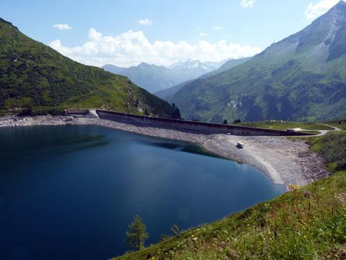 de Untere Bockhartsee