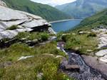 natuurschoon tussen de Untere en Obere Bockhartsee