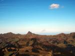 op de top van de Zafernhorn
