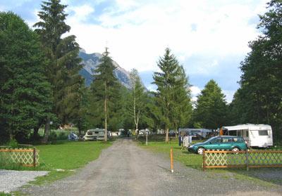Ingang van Alpenfreude II